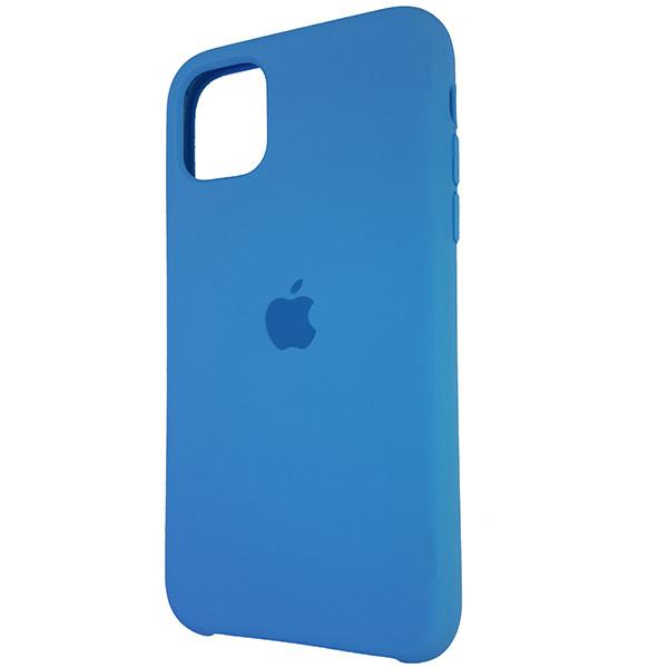 Чохол Copy Silicone Case iPhone 11 Sky Blue (16) - 2