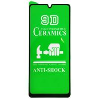 Захисне скло Heaven Ceramica для Samsung A31 (0,2 mm) Black