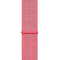 Ремінець для Apple Watch (42-44mm) Sport Loop Pink