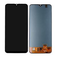 Дисплейний модуль Samsung A205 Galaxy A20 2019, OLED, Black