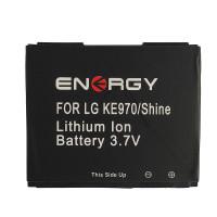 Акумулятор iENERGY LG KE970 (720 mAh)