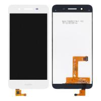 Дисплейний модуль Huawei GR3 2015, P8 Lite Smart (TAG-L01), Enjoy 5s, Original PRC, White
