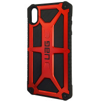 Чохол UAG Monarch iPhone XS Max Red (HC)