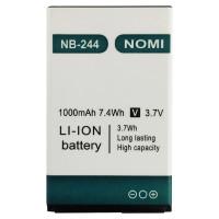 Акумулятор Original Nomi NB244 (1000 mAh)