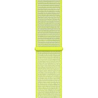 Ремінець для Apple Watch (42-44mm) Sport Loop Green