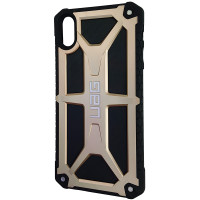 Чохол UAG Monarch iPhone XS Max Gold (HC)