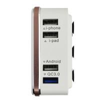 Зарядний пристрій Konfulon C29, USB Hub, 6xUSB