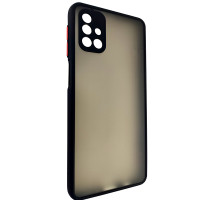 Чехол Totu Camera Protection для Samsung M31s Black