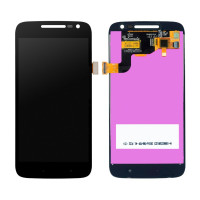 Дисплейний модуль Motorola Moto G4 Play (XT1600, XT1601, XT1602, XT1603, XT1607, XT1609), Black