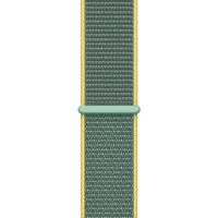 Ремінець для Apple Watch (38-40mm) Sport Loop Nike Yellow/Green