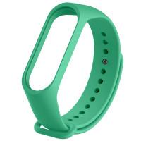 Ремінець для фітнес браслету Mi Band 3/4 (Silicon) Ocean Blue