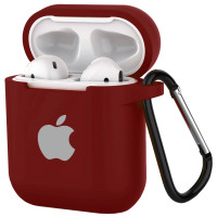 Silicone Case for AirPods China Red (33)