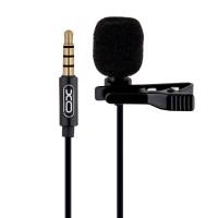 Мікрофон для телефону XO MKF01 For 3.5mm Колір Чорний