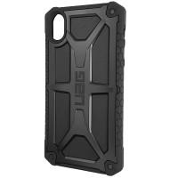 Чехол UAG Monarch iPhone XR Black (HC)