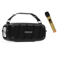 Портативна колонка Hopestar A20 PRO + мікрофон (Чорний)