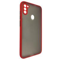 Чохол Totu Camera Protection для Samsung A11/M11 Red