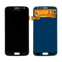 Дисплейний модуль Samsung J210 Galaxy J2 duos (2016) (TFT), Black