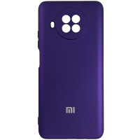 Чехол Silicone Case for Xiaomi Mi 10T Lite Purple (30)