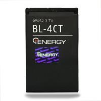 Акумулятор iENERGY NOKIA BL-4CT (860 mAh)