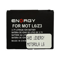 Акумулятор iENERGY MOTOROLA L6 (650 mAh)