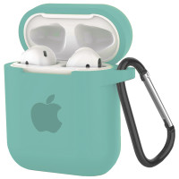 Silicone Case for AirPods Ocean Blue (21)