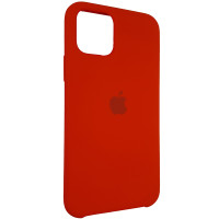 Чохол Copy Silicone Case iPhone 11 Pro Red (14)