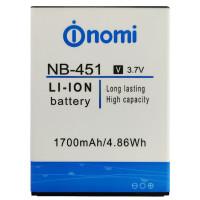 Аккумулятор Original Nomi NB451