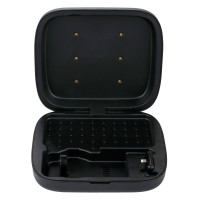 Бездротовий Зарядний Пристрій 3 в 1 + Стерилізатор Black