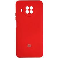 Чохол Silicone Case for Xiaomi Mi 10T Lite Red (14)