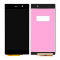 Дисплейний модуль Sony D6502, D6503 Xperia Z2, Black