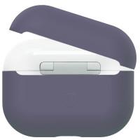 Original Silicone Case for AirPods Pro Lavender Ash (9)