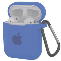 Silicone Case for AirPods Azure (24)
