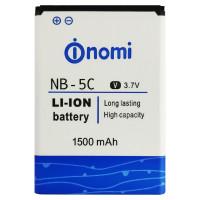 Аккумулятор Original Nomi NB5C