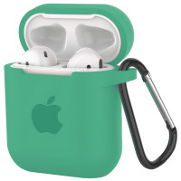 Silicone Case for AirPods Sea Green (50)