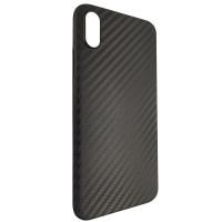 Чохол Anyland Carbon Ultra thin для Apple iPhone X/XS Black