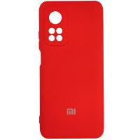 Чохол Silicone Case for Xiaomi Mi 10T Red (14)