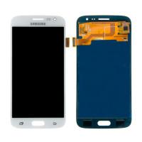 Дисплейний модуль Samsung J210 Galaxy J2 duos (2016) (TFT), White