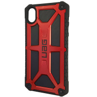 Чохол UAG Monarch iPhone XR Red (HC)