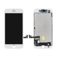 Дисплейний модуль Apple iPhone 8, iPhone SE 2020, Original (Відновлений), White