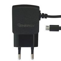 Зарядний пристрій iEnergy HC-04 1xUSB, 3A, MicroUSB