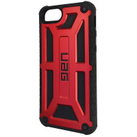 Чохол UAG Monarch iPhone 8 Red (HC)