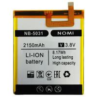 Акумулятор Original Nomi NB5031 (2150 mAh)