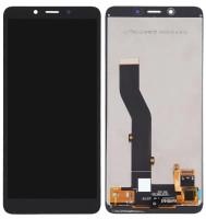 Дисплейний модуль LG K20 2019, Original PRC, Black