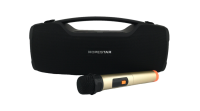 Портативна колонка Hopestar A6 PRO+микрофон+Equalizer (Чорний)