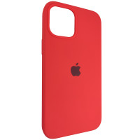 Чехол Copy Silicone Case iPhone 12 Pro Max Imperial Red (29)