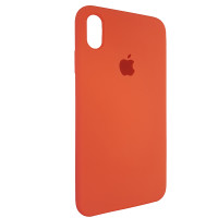 Чехол Copy Silicone Case iPhone XS Max Imperial Red (29)