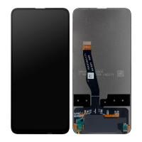 Дисплейний модуль Huawei P Smart Z, P Smart Pro, Y9 Prime 2019, Y9S, Honor 9X, High Copy, Black