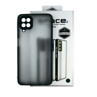 Чохол Space 2 Smoke Case for Samsung A12/M12 Black
