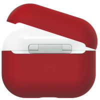 Original Silicone Case for AirPods Pro Red (1)