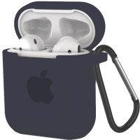 Silicone Case for AirPods Midnight (8)